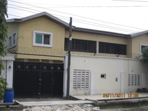 4-BEDROOM DUPLEX HOUSE AT MOBOLAJI JOHNSON ESTATE, LEKKI I
