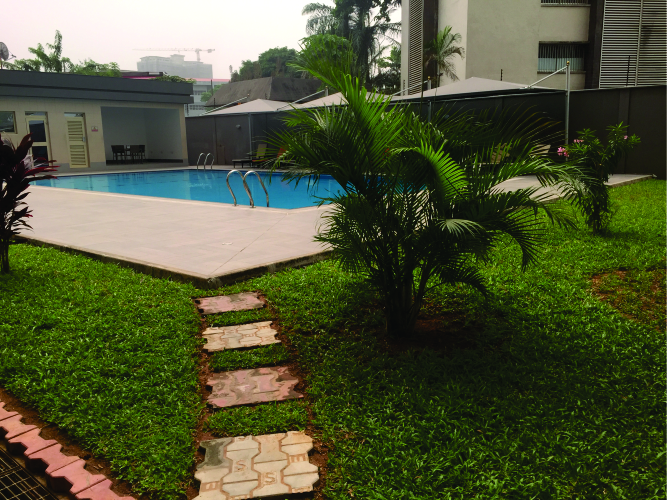 Bedroom flats for sale in victoria island lagos