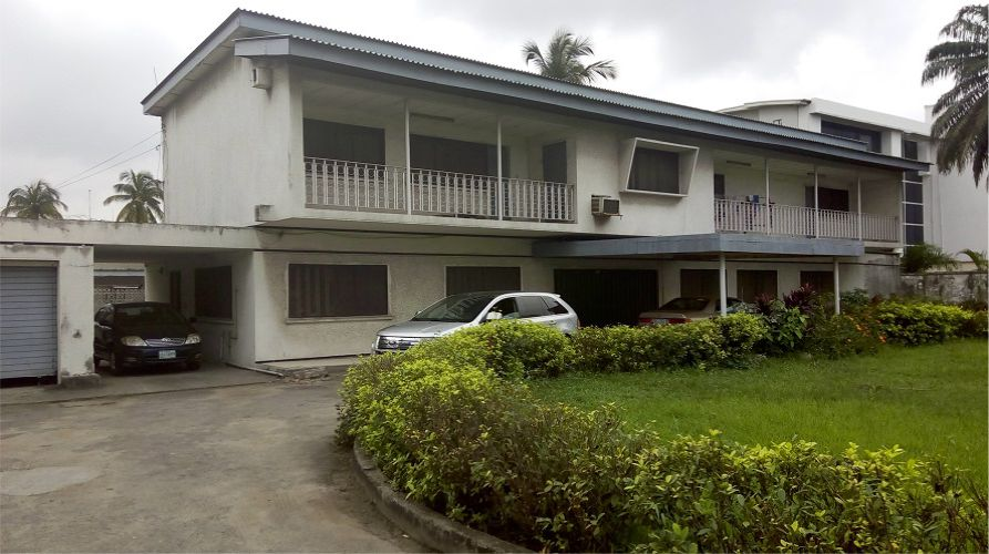 Kola Akomolede & Co Property To Let 5 Bedroom Detached House At Victoria Island Lagos. (2)