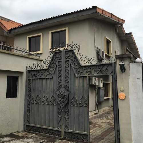 kola Akomolede & Co Property For Sale 4 Bedroom Semi Detached House at Mobolaji Johnson Estate Lekki Phase 1, Lagos